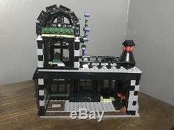 Lego 10217 Allée De Diagonale De Harry Potter (terminé À 95%)