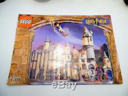 Lego 4709 Château De Poudlard 2001 100% Complet De Construction