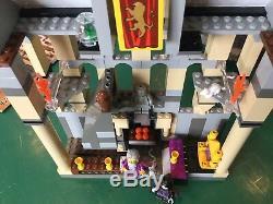 Lego 4709 Harry Potter Château De Poudlard 1 Re Édition, 9 Figues 100% Complète, Boîte-cadeau