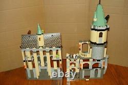 Lego 4709 Harry Potter Hogwarts Castle Vintage 2001 Complet Avecinstructions