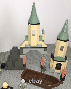 Lego 4709 Harry Potter Poudlard Château Complet Avec Toutes Les Figurines