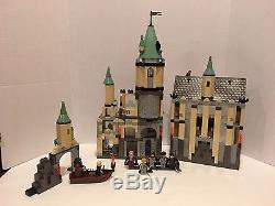 Lego 4709 Philosophes De Harry Potter Stone Château De Poudlard 100% Complet Avec Boîte