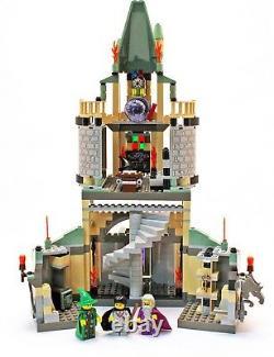 Lego 4729 Harry Potter Dumbledor Office Complet À 100 % De 2002 -cg10