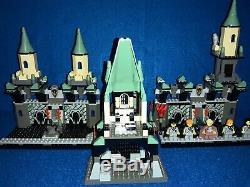 Lego 4730 Harry Potter Chambre Des Secrets 100% Complete Avec Tous Les 5 Minifigures