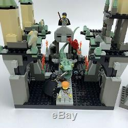 Lego 4730 Harry Potter Et La Chambre Des Secrets 100% Complète Boxed Retraite