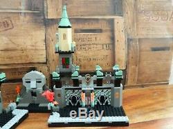 Lego 4730 Harry Potter La Chambre Des Secrets 100% Complete