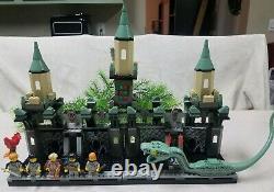 Lego 4730 Harry Potter La Chambre Des Secrets Complète Instructions