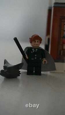 Lego 4756 Harry Potter Shrieking Shack 100% Complet Avec Instructions Et Boîte