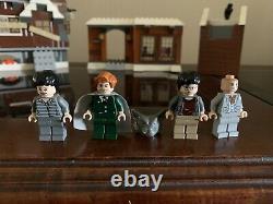 Lego 4756 Harry Potter Shrieking Shack 100% Complet Avecinstructions No Box