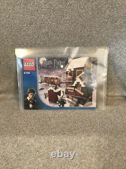 Lego 4756 Harry Potter Shrieking Shack Vérifié 100% Complet