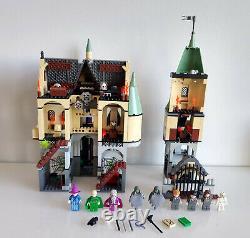 Lego 4757 Château De Poudlard Harry Potter