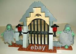 Lego 4757 Harry Potter Poudlard Château 9 Minifigures Instructions Complètes