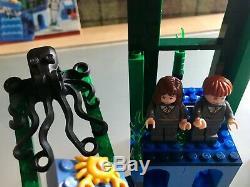 Lego 4762 Harry Potter Rescue De La Complète Merpeople 100% Avec Des Instructions