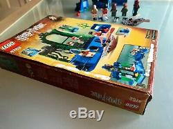 Lego 4762 Harry Potter Rescue Des Instructions De La Boîte Complete Merpeople 100%