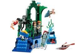 Lego 4762 Harry Potter Sauvetage Du Merpeople Complet Avecbox & Instructions