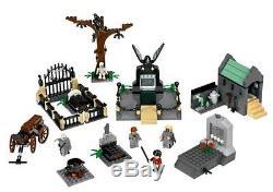 Lego 4766 Harry Potter Cimetière Duel 2005 100% Complet / Très Rare