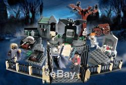Lego 4766 Harry Potter Graveyard Duel Complet Avec Instructions