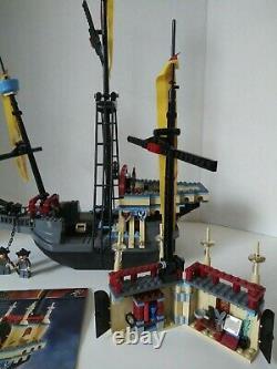 Lego 4768 Harry Potter Le Navire Durmstrang, 100% Complet Avec Instructions-pas De Boîte