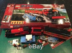 Lego 4841 Harry Potter Poudlard Express (3e Éd.) 100% Complet, Figues, En Boîte