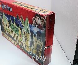 Lego 4842 Castle Harry Potter Poudlard 100% Complet Avec Boîte Et Instructions