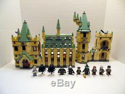 Lego 4842 Château De Poudlard (4ème Édition) 2010 100% Build Complete