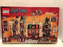 Lego 4842 Harry Potter Castle Poudlard 100% Complet Avec Boîte Et Manuels Originaux
