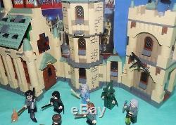 Lego 4842 Harry Potter Chateau De Pots 4ème Édition 100% Complet Sans Boîte