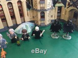Lego 4842 Harry Potter Château De Poudlard 4ème Éd. 100% Complet, Boîte-cadeau Aux Figues