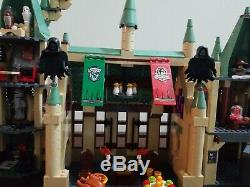 Lego 4842 Harry Potter Château De Poudlard Retraité Utilisé 100% Complet Sans Boîte