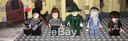 Lego 4842 Harry Potter Château De Poudlard Set Complet Avec Figurines Et Manuels
