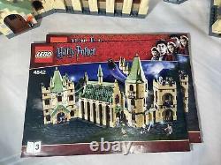 Lego 4842 Harry Potter Hogwarts Castle 100% Complet