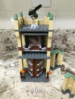 Lego 4842 Harry Potter Hogwarts Château Complet Avec Minifigs Et Instructions