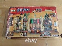 Lego 4842 Harry Potter Poudlard Château 100% Complet Avec Box & Instructions