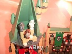 Lego # 4842 Le Château De Harry Potter À Poudlard En Boîte Complète (2010)