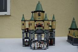 Lego 5378 Castle Harry Potter Poudlard Presque Complète Expédition Rapide