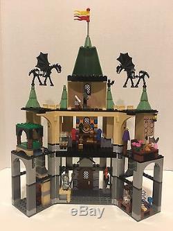 Lego 5378 Harry Potter Château De Poudlard Set 100% Complet Avec Manuels & Boîte