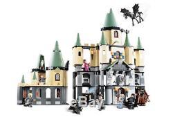 Lego 5378 Harry Potter Chateau De Poudlours Complet Avec Instructions