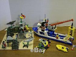 Lego 6560 Divers Ville Plongee Explorer Expedition Complète Withinstructions