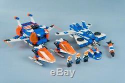 Lego 6973 Deep Freeze Defender Ice Planète 2002 Instructions Complètes Et Minifigs