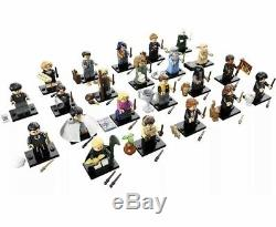 Lego (71022) Harry Potter Fantastic Bêtes Ensemble Complet De 22 Figures Sealed