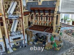 Lego 71043 Château De Hogwarts 100% Original Complet Avec Des Instructions De Boîte