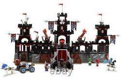 Lego 8877 Castle Knights Kingdom Vladek's Dark Fortress Complete Withinstructions