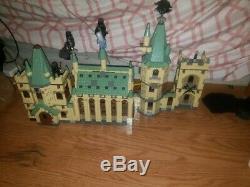 Lego Castle Harry Potter Poudlard (4842). Utilisé. Complète 100%. Lis La Description