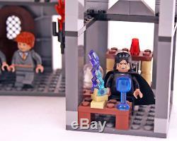 Lego Château # 5378 Harry Potter Hogwarts Près Shipping Complet Fast