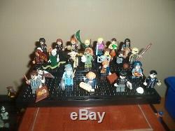 Lego Collection Minifigures Série 1 Harry Potter Fantastique Bêtes Ensemble Complet