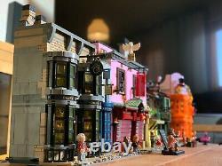 Lego Diagon Alley Harry Potter 5544 Pièces (75978) Tous Complets