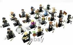 Lego Ensemble Complet De 22 Lego Harry Potter Et La Série Fantastique Bêtes 1 (71022)