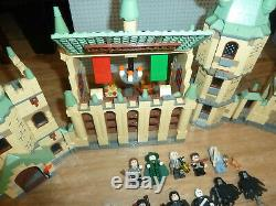 Lego Harry Potter 100% Complet 4842 Avec Trelawney Rare Professeur