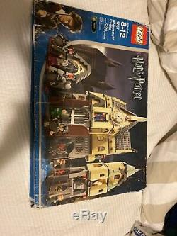 Lego Harry Potter 100% Complete Château De Poudlard (2004 Ed.) 4757 Avec Boîte / Manuel