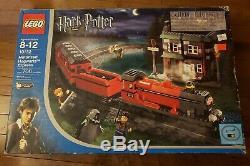 Lego Harry Potter 10132 Motorisé Poudlard Express Train 100% Complet